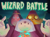 Wizard Battle - Adventure Time