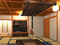 Tatami Room Escape