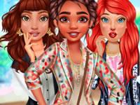 Princesses Coachella Calling