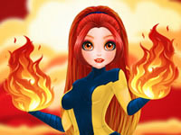 Princess Flame Phoenix