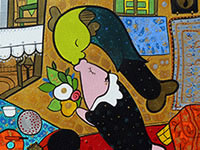 Famous Paintings Parodies 11