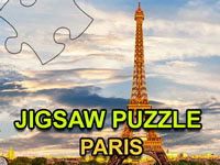 Jigsaw Puzzle - Paris