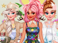 Princesses Carnival Party