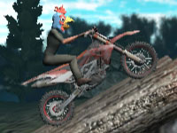 Bike Trial Xtreme Forest