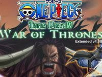 One Piece - War of Thrones
