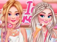 Princess We Love Ice Cream