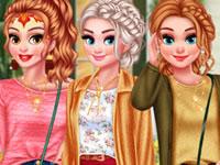 Princesses Autumn Celebrations