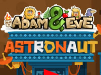 Adam and Eve - Astronaut