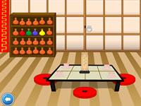 Samurai Room Escape