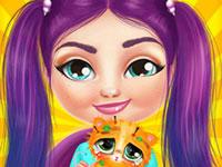 Miruna's Adventure - Vet