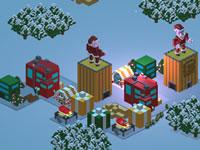 Santa & Claus - Red Alert