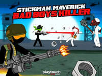 Stickman Maverick - Bad Boys Killer