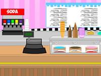 Ice Cream Parlor Escape