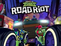 Road Riot - TMNT