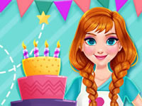 Princess Kitchen Stories - Birthday Cake