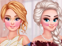 Princesses Met Gala