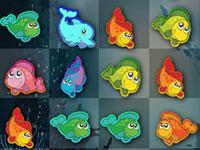 Underwater Fish Puzzle