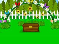 Locked In Escape - Garden