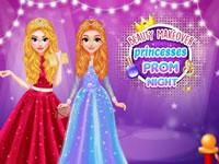 Beauty Makeover Princesses Prom Night