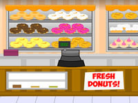 Locked In Escape - Doughnut Shop