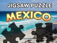 Jigsaw Puzzle - Mexico