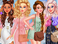 Princesses Jumpsuit Fashion