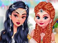 Warrior Princesses