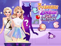 Princess Zodiac Spell Factory