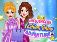Influencers Fashion Show Adventure