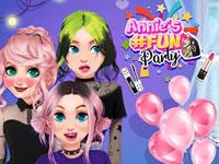 Annie's #Fun Party