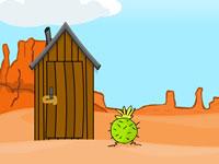 Hot Desert Escape