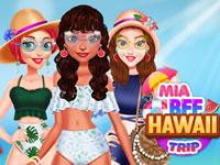 Mia BFF Hawaii Trip