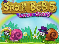 Snail Bob 5 - Love Story Remastered