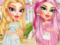 Fashion Dolls School Date