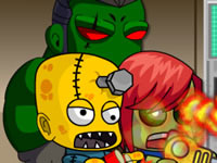 Zombie Last Guard