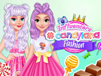 Influencers #CandyLand Fashion