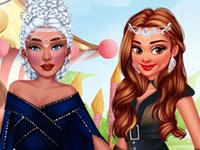 Fantasy Hairstyle Salon