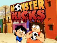 Victor and Valentino Monster Kicks