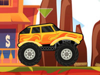 Monster Truck Racing 2