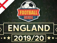 Football Heads - England 2019‑20