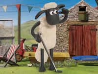 Shaun The Sheep - Baahmy Golf