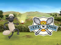 Shaun The Sheep - Chick N Spoon