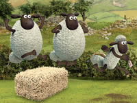 Shaun The Sheep - Alien Athletics
