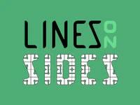 Lines on Sides