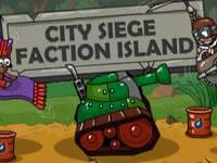 City Siege - Faction Island