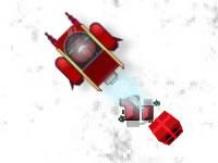Santa's Sleigh Bomber