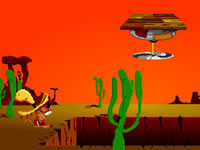 Tamale Loco : Rumble in the Desert I