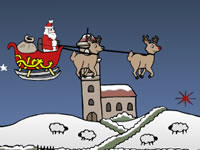 Rudolphs Red Race