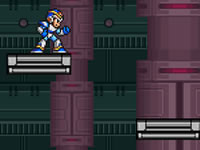 Megaman Project X Demo