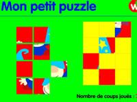 Mon petit puzzle